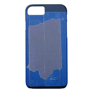 Gebürtiges Blau Iowas iPhone 8/7 Hülle