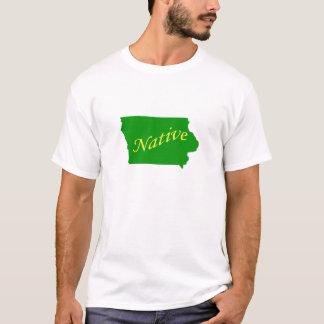 Gebürtiges Grün Iowas T-Shirt