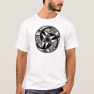 Gebürtiges Rad T-Shirt