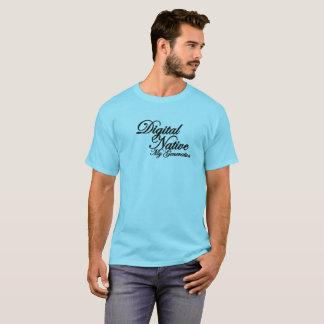 Gebürtiges T - Shirtlogo Digital T-Shirt