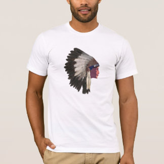 Gebürtiges Ureinwohner-Leiter-T-Shirt T-Shirt