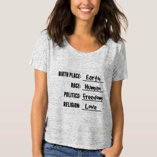 GEBURTS-PLATZ-ERDShirt T-Shirt