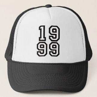 Geburtsjahrt-shirt Shirt 1999 oder Hut Truckerkappe