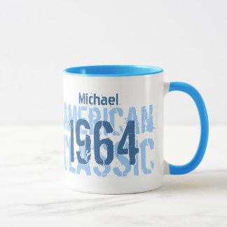 Geburtstag 50 1964 oder irgendein tasse