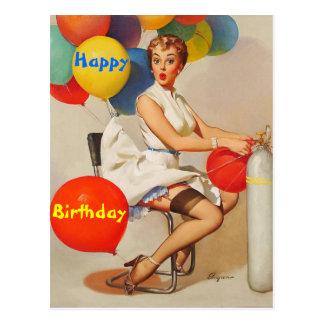Geburtstag, alles Gute zum Geburtstag Postkarten