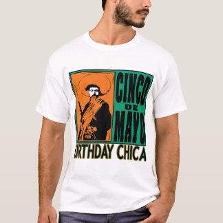 GEBURTSTAG CHICA Cinco Des Mayo T-Shirt
