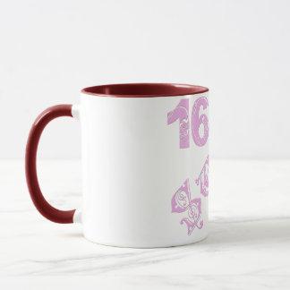 Geburtstag des Bonbon-16 Tasse