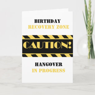 Hangover Karten