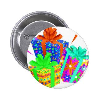 Geburtstag Runder Button 5,7 Cm