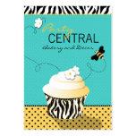 Geburtstags-Bienen-Visitenkarte B2