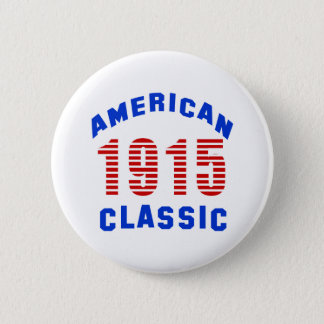 Geburtstags-Entwurf 100 Runder Button 5,7 Cm