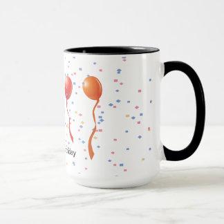 Geburtstags-Feier 1 Tasse