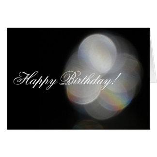 Geburtstags-Gala-Karte 2 Karte