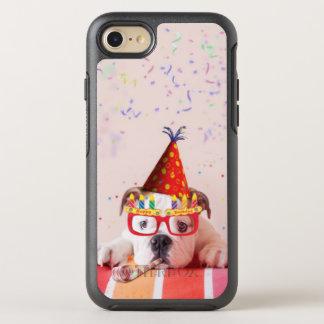 Geburtstags-Hund OtterBox Symmetry iPhone 8/7 Hülle