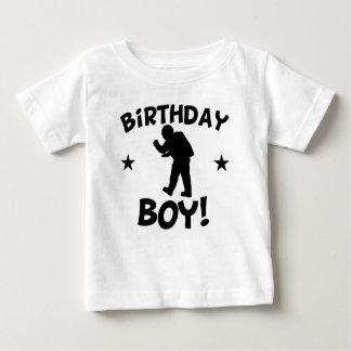 Geburtstags-Jungen-Astronaut Baby T-shirt