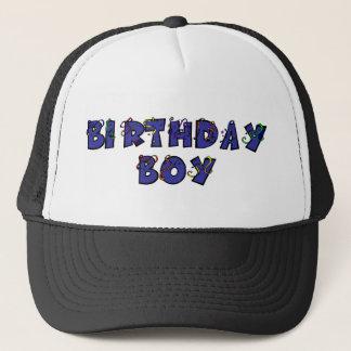 Geburtstags-Jungen-Hut Truckerkappe