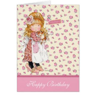 Geburtstags-Karte Sarahs Kay Karte