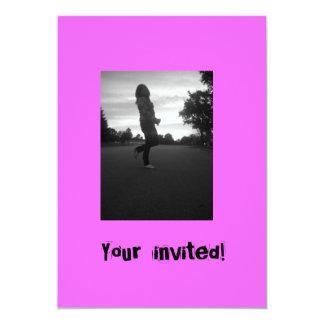 Geburtstags-Party Einladungen