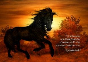 Lustig Pferd Geburtstag Geschenke Zazzle De