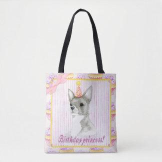 Geburtstags-Prinzessin Tote Bag Tasche