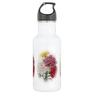 Geburtstags-Rosa - Weiche umrandete Oval Trinkflasche