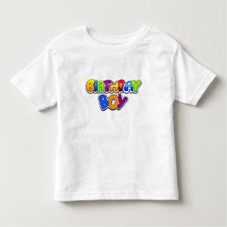 Geburtstagsjungen-Entwurfs-T - Shirt der