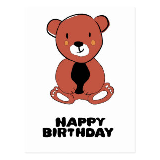 Geburtstagskarte Kleinkind Kind erster Geburtstag Postkarte