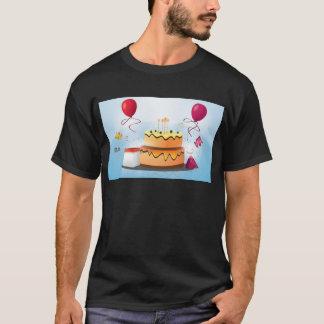 Geburtstagskuchen T-Shirt