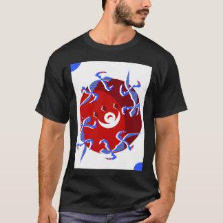 Gecko Geometric T-Shirt