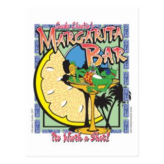 Gecko-Margarita-LIMEDESIGN Postkarte