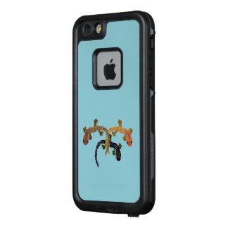 Gecko-Tanz LifeProof FRÄ' iPhone 6/6s Hülle