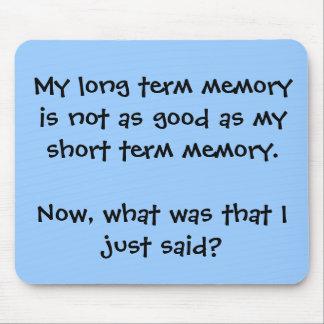 Gedächtnis-Versehen Mousepad