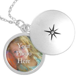 Gedächtnis-Wächter-personalisiertes Foto Medaillon