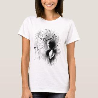 Gedanken eines sterbenden Atheisten T-Shirt
