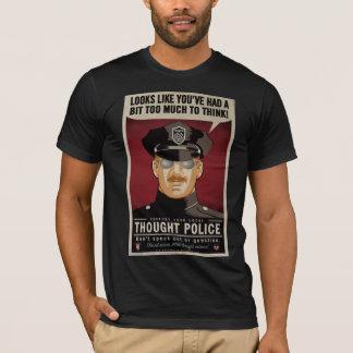 Gedanken-Polizei-Shirt T-Shirt