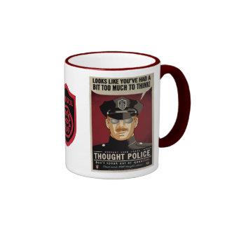 Gedanken-Polizei-Tasse