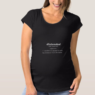 """""""Gedehnter"""" MutterschaftsT - Shirt"""