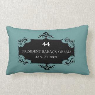 Gedenkkissen Obama 44 Lendenkissen