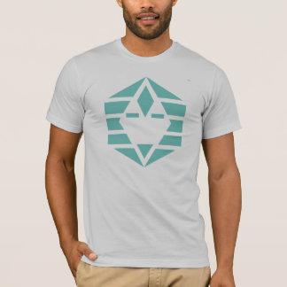 Gedränge-Pharao-Silber-Ausgabe T-Shirt