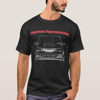 Gedrehtes Leistung WTI T-Shirt