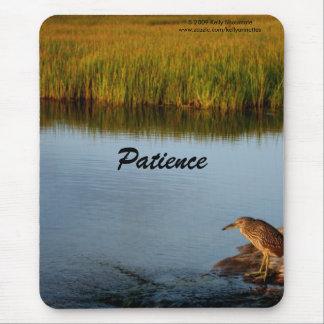 Geduld Mousepad