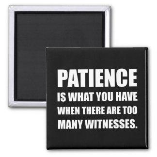 Geduld zu viele Zeugen Quadratischer Magnet