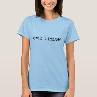 Geek-begrenzter T - Shirt