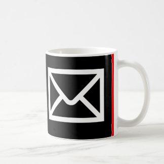 Geek ES Arbeits-E-Mail-Tasse Tasse