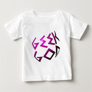 Geek God Baby T-shirt