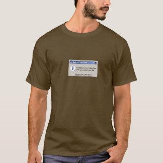 Geek-Spaß aktualisiert T - Shirt