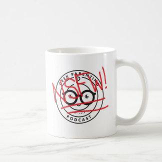 GeekParentingpodcast-Kaffee-Tasse Kaffeetasse