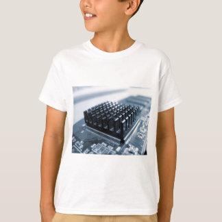 Geeky Computer-Chip - GeekShirts T-Shirt