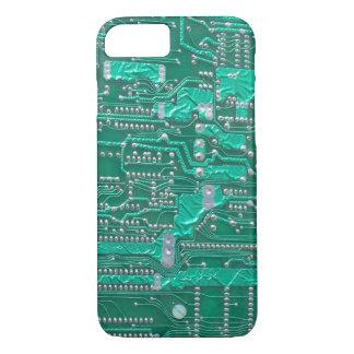 Geeky Leiterplatte iPhone Fall iPhone 8/7 Hülle