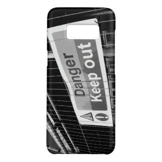 Gefahr behalten heraus Zeichen Case-Mate Samsung Galaxy S8 Hülle